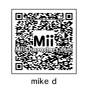 QR Code for Mike D