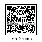 QR Code for Jon Grump by DMName