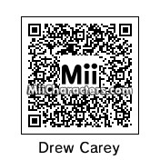 QR Code for Drew Carey by The King