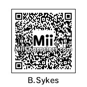 QR Code for Bill Sykes by thejoe800