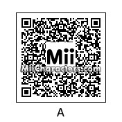 QR Code for A by zander
