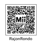 QR Code for Rajon Rondo by RajonRondo98
