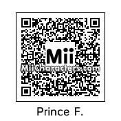 QR Code for Prince Fielder by Tristan Groff