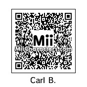 QR Code for Carl Brutananadilewski by Toon and Anime