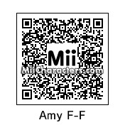 QR Code for Amy Farrah Fowler