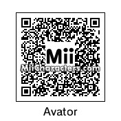 QR Code for Avatar by zander