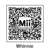 QR Code for Winnie the Pooh by zander