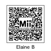 QR Code for Elaine Benes by Mr Tip