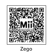 QR Code for Zego by Zego