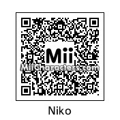 QR Code for Niko Bellic by Mr Tip