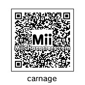 QR Code for Carnage by Mr Tip