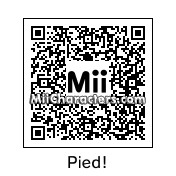 QR Code for Pie by MJJ204