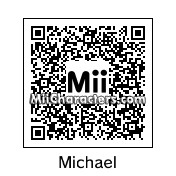 QR Code for Michael Jackson by MJJ204