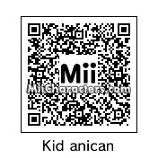 QR Code for Anakin Skywalker by bulldog