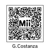 QR Code for George Costanza by celery