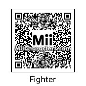 QR Code for Fighter