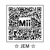 QR Code for Jem by Chrisrj