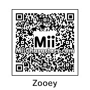 QR Code for Zooey Deschanel by celery