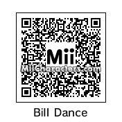 QR Code for Bill Dance by Tocci