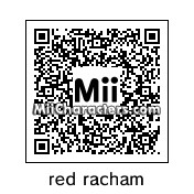 QR Code for Red Rackham by Sharkie