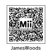 QR Code for James Woods by celery