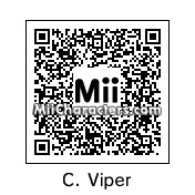 QR Code for Crimson Viper by Tristan Groff