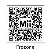 QR Code for Frozone by Chito