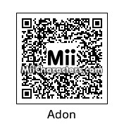 QR Code for Adon by Tristan Groff