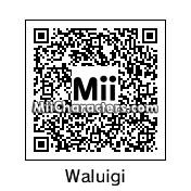 QR Code for Waluigi by J1N2G
