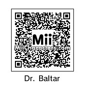 QR Code for Gaius Baltar