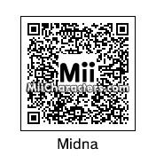QR Code for Midna by DISTURBED