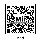 QR Code for Matt by zander