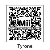 QR Code for Tyrone