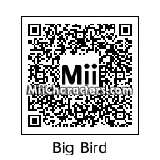 QR Code for Big Bird by zander