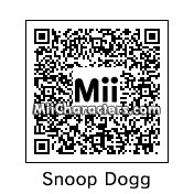 QR Code for Snoop Dogg by zander