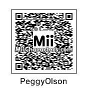 QR Code for Peggy Olson by celery