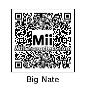 QR Code for Big Nate by Zego