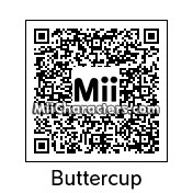 QR Code for Buttercup by Davey1992