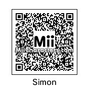 QR Code for Simon Lane by Ancel3