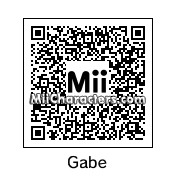 QR Code for Gabe Duncan by Nacho