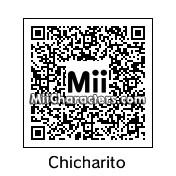 QR Code for Chicharito