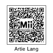 QR Code for Artie Lang by Ali