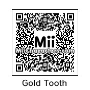 QR Code for Gold Tooth by joshie