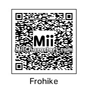 QR Code for Frohike by celery