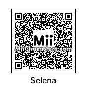 QR Code for Selena Gomez by boltman156