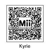 QR Code for Kyrie Irving by matthew123