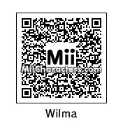 QR Code for Wilma Flintstone by BrainLock