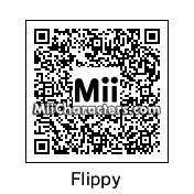 QR Code for Flippy by LoverVideogame