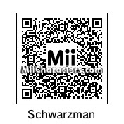 QR Code for Jason Schwartzman by celery