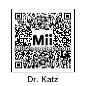 QR Code for Dr. Jonathan Katz by Brenda